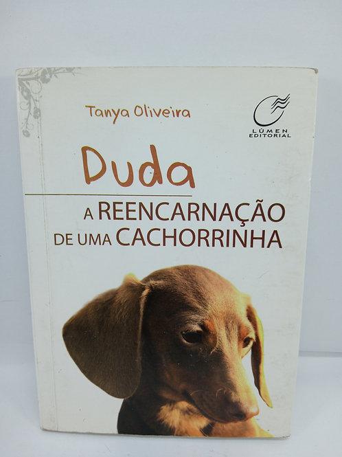Livro Duda: A Reencarnacao De Uma Cachorrinha