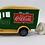 Thumbnail: Mini Caminhões Coca-cola Com 2 Antigos
