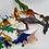 Thumbnail: Miniaturas De 36 Dinossauros Animais Pré-historicos