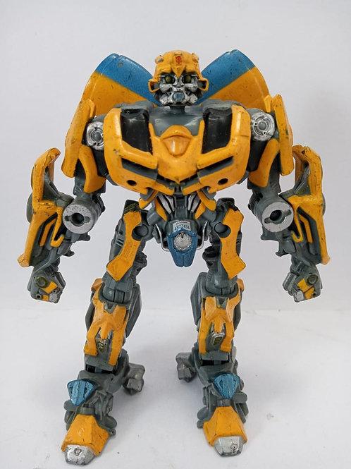 Boneco Transformes Bumblebee Hasbro 2006 13cm