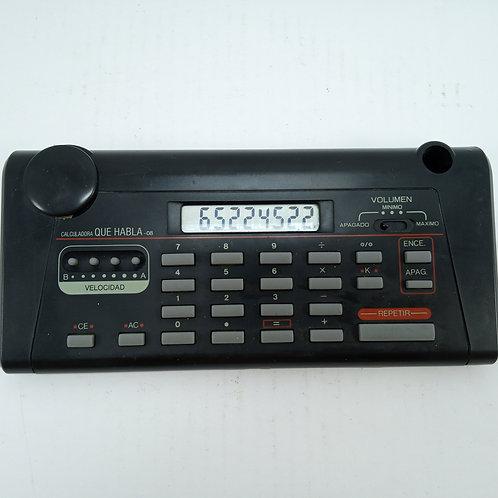 Calculadora Ultramost Viva Voz Espanhol Antiga Modelo 6616