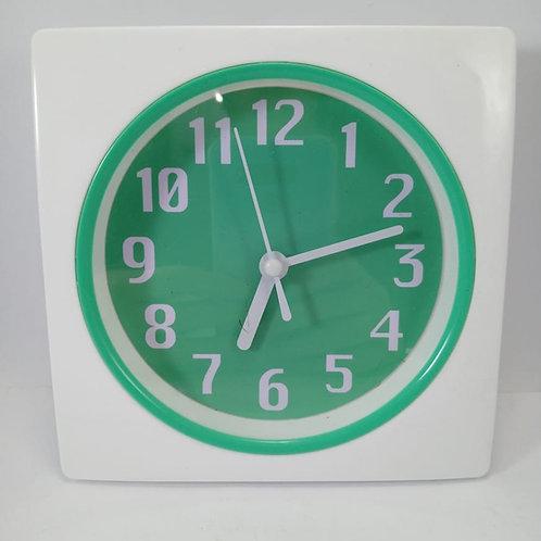 Relógio De Parede Ponteiros 15cm X 15cm