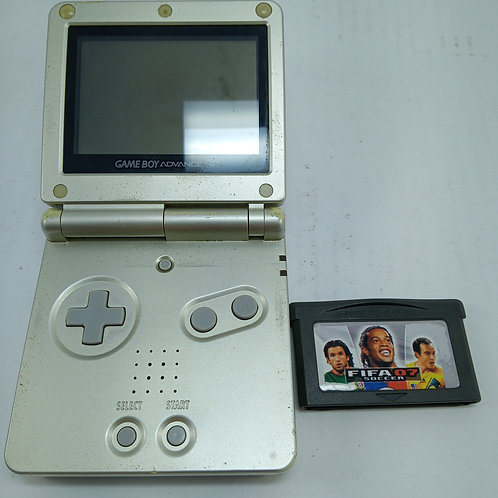 Game Boy Nitendo Advance SP AGS-001 Ano 2002