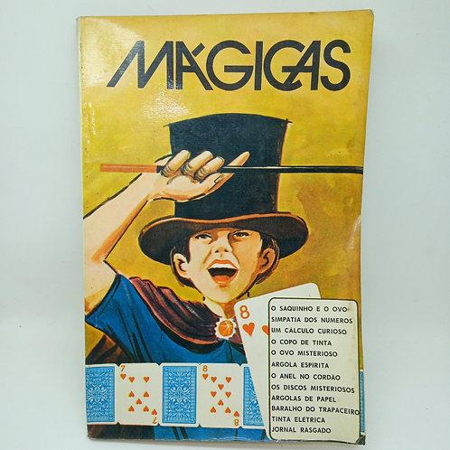 Livro De Mágicas - Editora Kultus Antigo