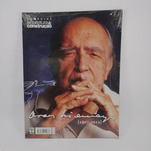 Revista Arquitetura & Construção Especial Oscar Niemeyer