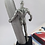 Thumbnail: Miniatura Surfista Prateado Marvel Silver Surfer