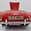 Thumbnail: Miniatura Mercedez Benz 190sl (1955) Escala 1/18
