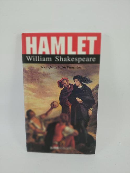 Livro Hamlet - William Shakespeare Literatura