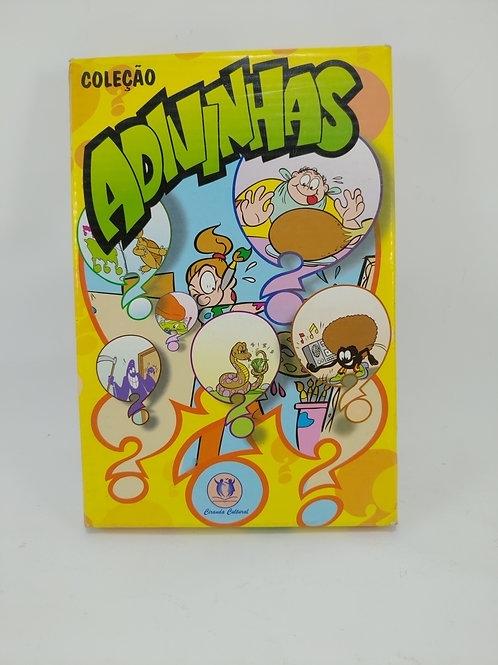 Livros Coleção Adivinhas - Infanto Juvenil C/ 09 Livretos