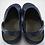 Thumbnail: Sandália Babuche-crocs Soft Mania 37/38 Azul