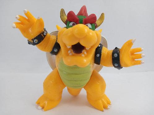Vilão Bowser Do Mario Bros - Rei Koopa
