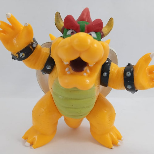Vilão Bowser Do Mario Bros - Rei Koopa