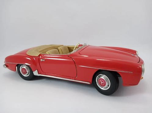 Miniatura Mercedez Benz 190sl (1955) Escala 1/18