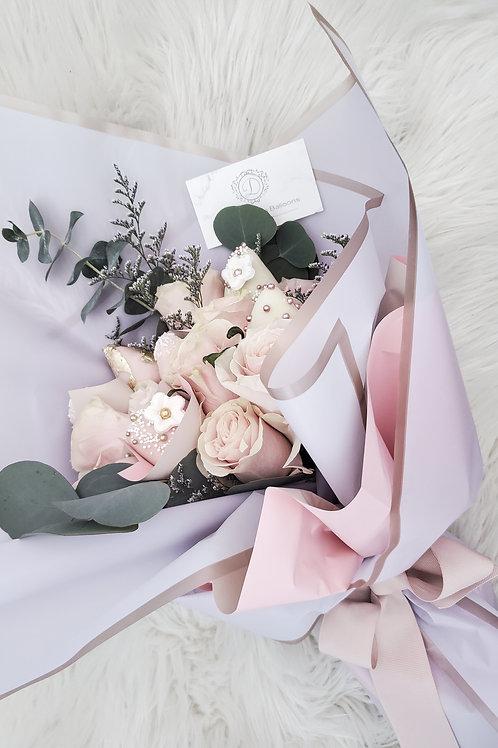 D Strawberry Bouquet