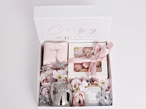 #2 Christmas Cozy Box ( Silver Collection)