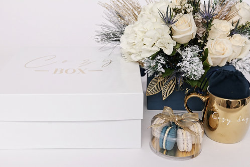 #5 Christmas Cozy Box ( Gold Collection)