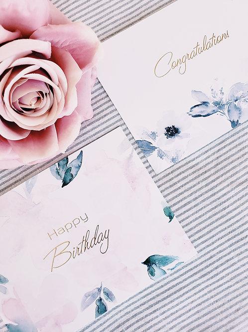 D wish card