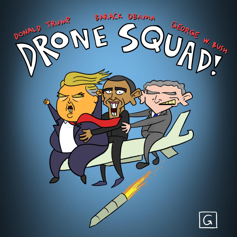 Drone Squad!