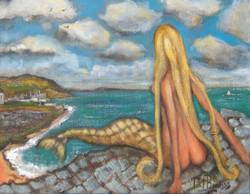 The Greystones mermaid