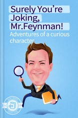 Surely you are joking, Mr. Feynman_mark.