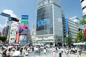 渋谷デジタルサイネージ
