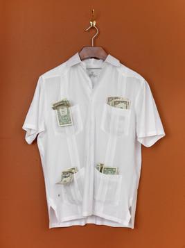 Money Guayabera for Haiti