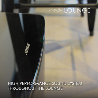 Experience high quality speakers equippe