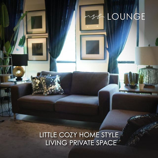 NSL Lounge will make you feel at home in