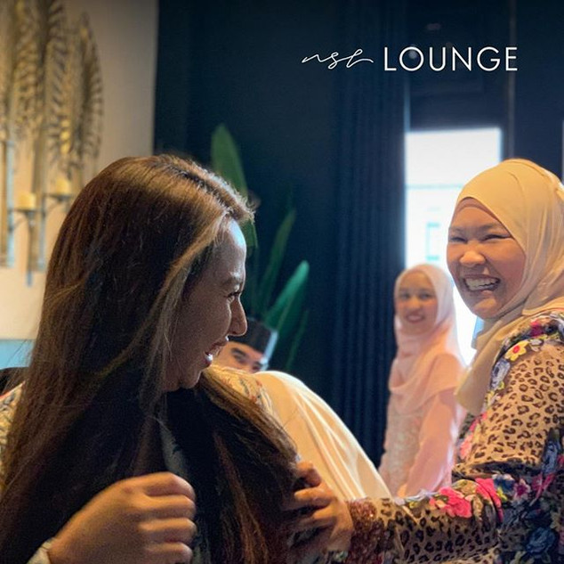 Beautiful open house with Anati and her