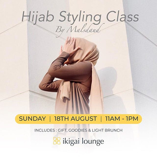 Having trouble styling your hijab_ Tired