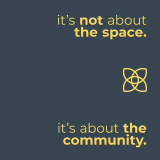 We believe that our co-working space is