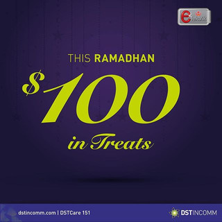 This Ramadhan. From us, to you. Watch th