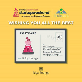 Startup Weekend Brunei had started today