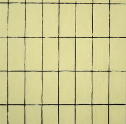 Gridlock.Oil on Board.62cmx62cm.2006