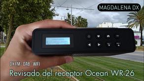 Revisado del receptor Ocean WR-26