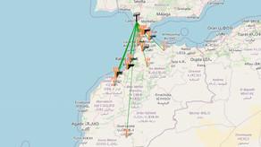 Fuerte Tropo para cerrar el mes de Septiembre hacia Marruecos en FM y TDT - 26/9/2021
