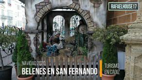 Belenes en San Fernando 2020