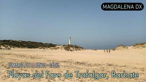 Playas del Faro de Trafalgar, Barbate