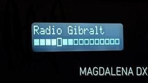 Captación DAB+ Gibraltar con el receptor Silvercrest Radio para Cocina.