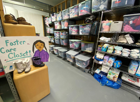 HWI partners with Operation Foster Hope