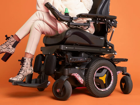 Introducing LUCI: smart wheelchair technology for the most fearless people on Earth