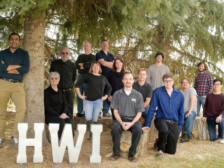 Happy Holidays from HWI