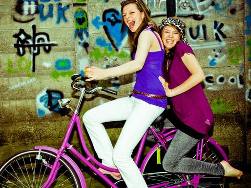 自転車と瞑想