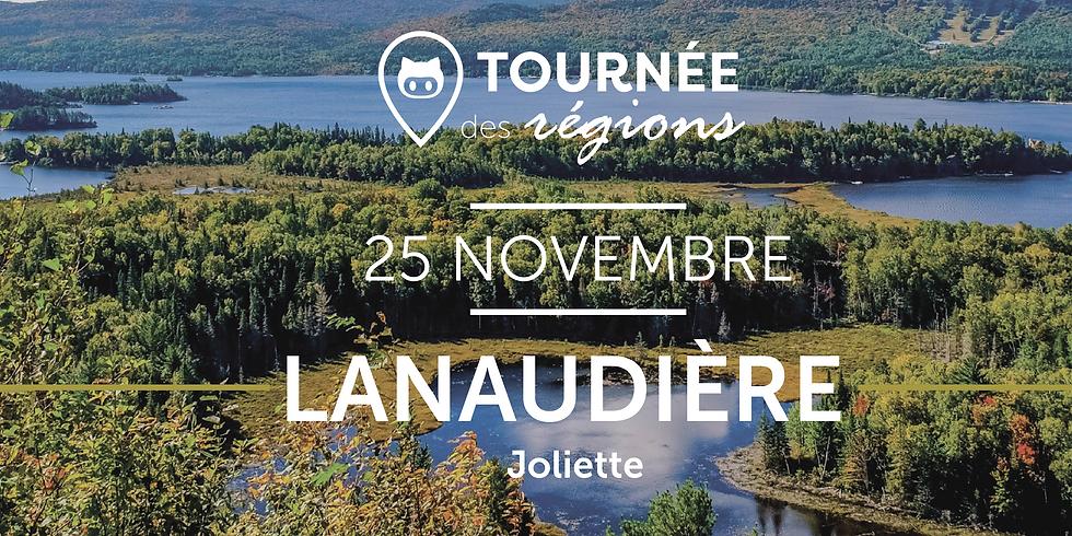 Tournée des régions - Lanaudière