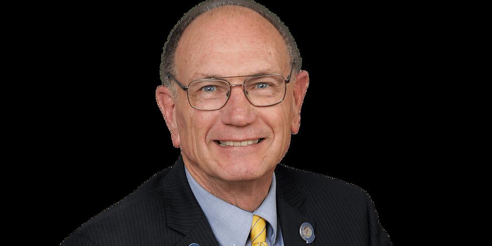 Assemblyman Al Kramer Discusses Special Legislative Session