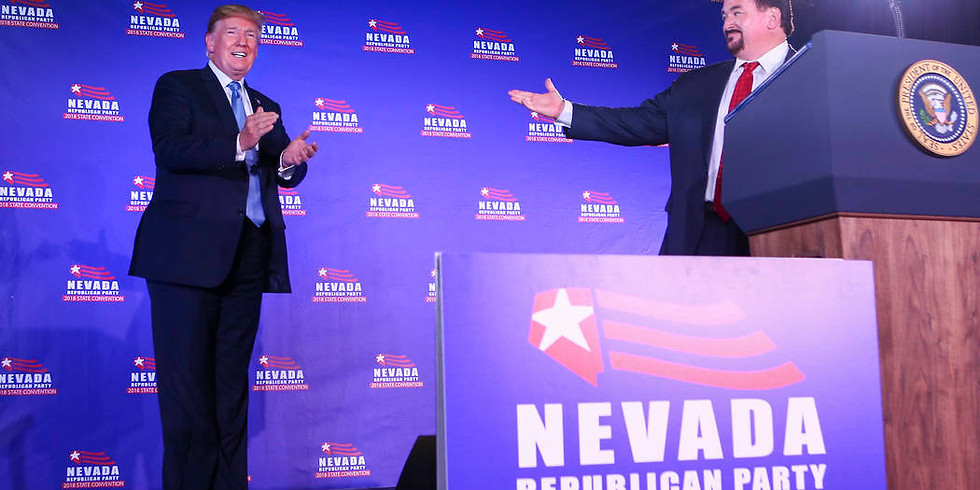 VIRTUAL Nevada GOP Convention