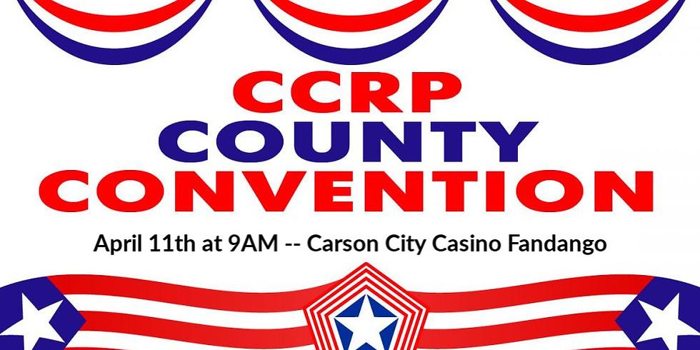 Carson City Republican Convention To Elect Delegates