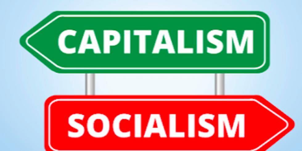 Professor Robert Morin presents Myths, Facts of Socialism
