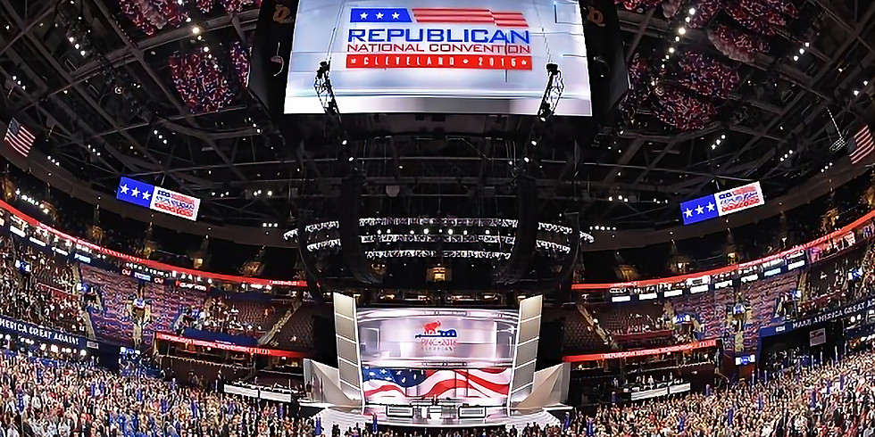 Republican National Convention - Jacksonville Florida