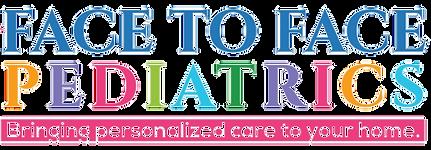 Face to Face Pediatrics tagline